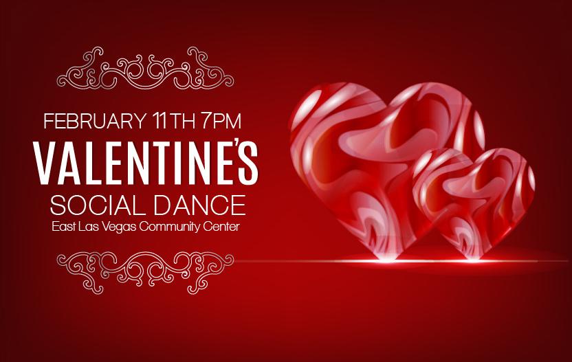 Valentines Dance Banner