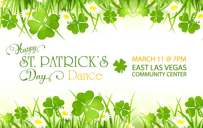 St Patrick's Day Dance