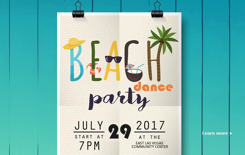 Beach Dance Party 2017